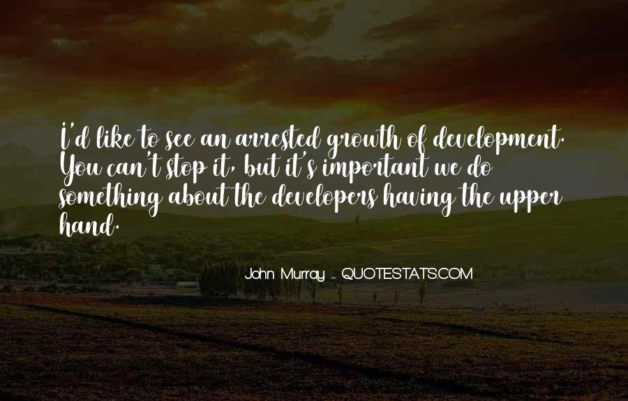 Best Arrested Development Quotes #1084071