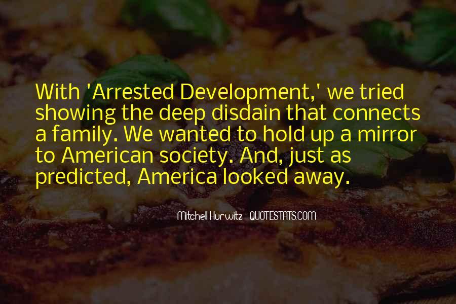 Best Arrested Development Quotes #234592