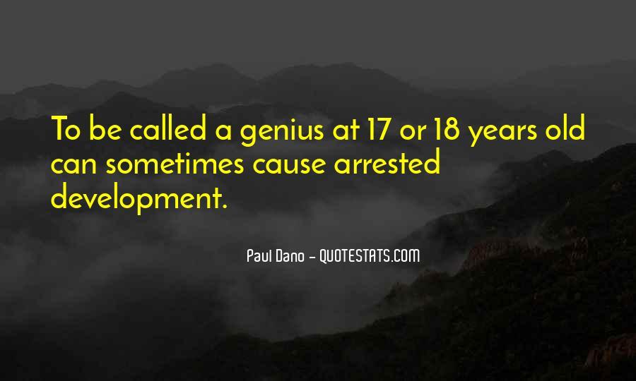 Best Arrested Development Quotes #406774