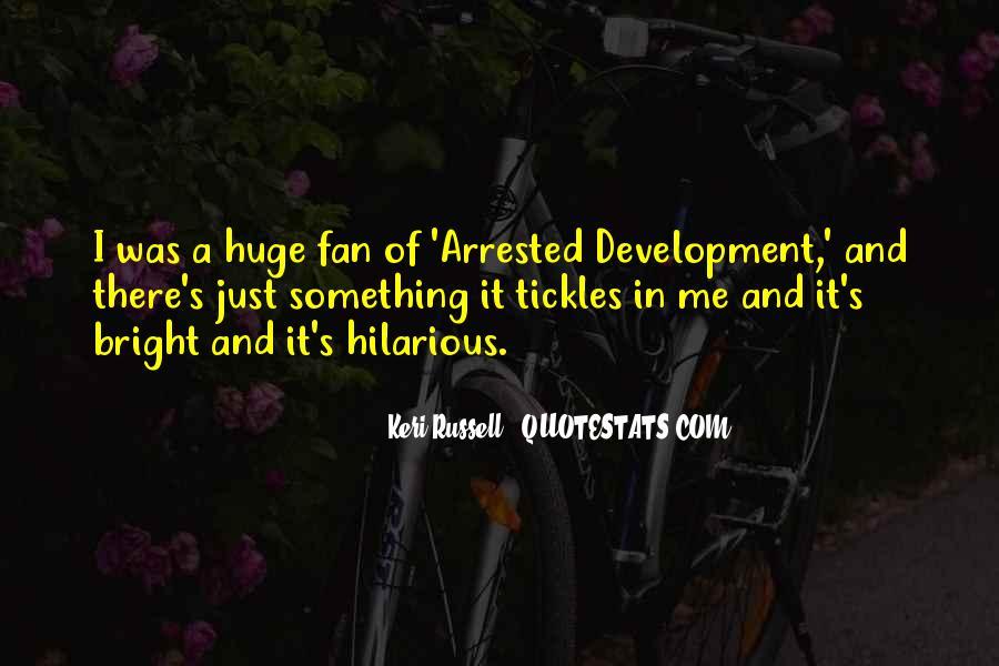 Best Arrested Development Quotes #46088
