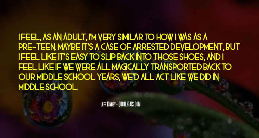 Best Arrested Development Quotes #597114