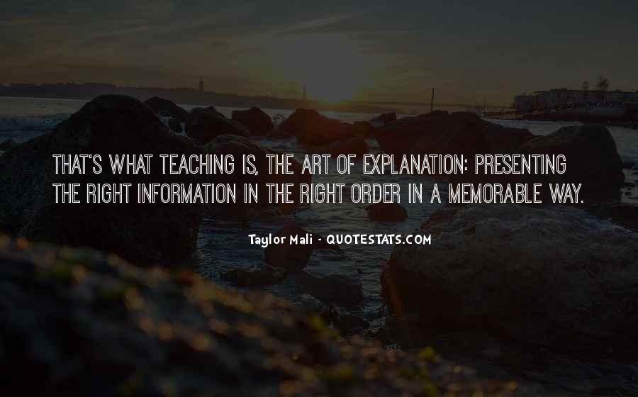 Best Art Education Quotes #111418
