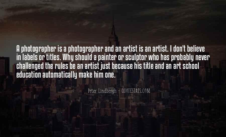 Best Art Education Quotes #134906
