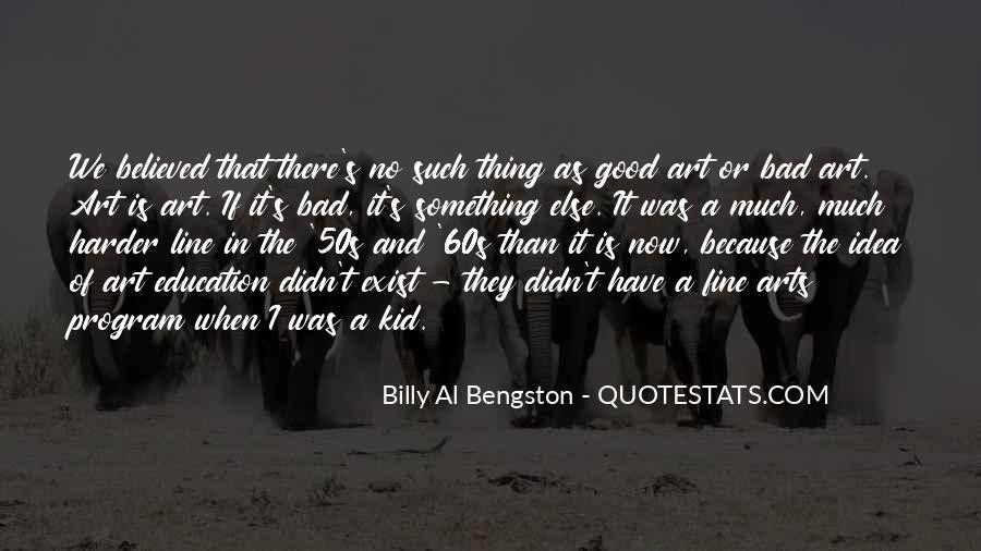 Best Art Education Quotes #177570