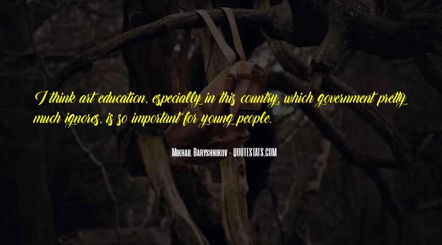 Best Art Education Quotes #183153