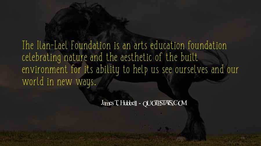 Best Art Education Quotes #199543