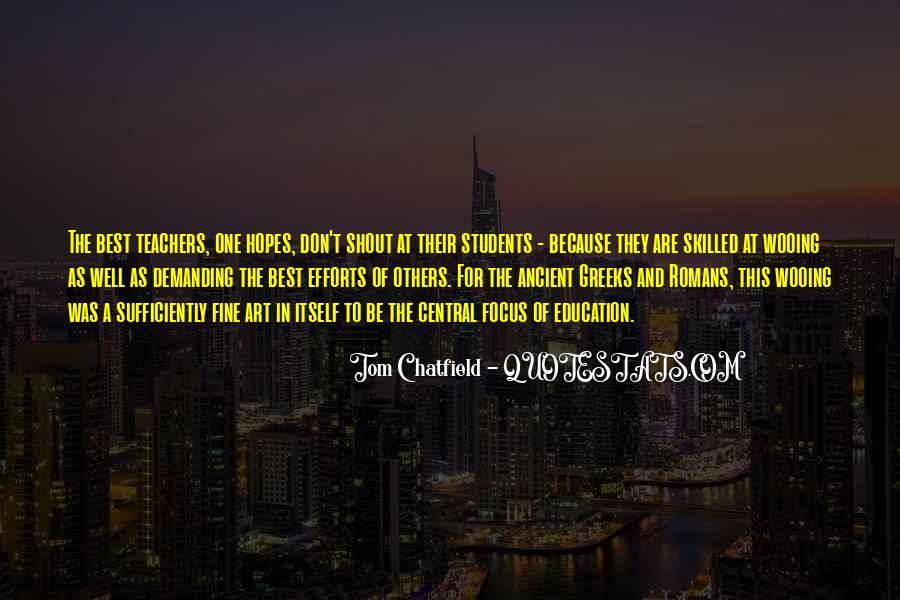 Best Art Education Quotes #604939