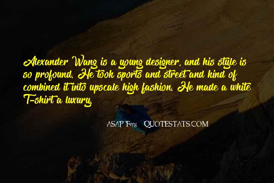 Best Asap Ferg Quotes #1300807