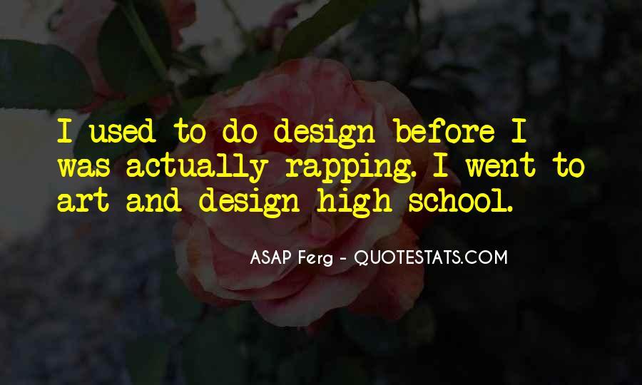 Best Asap Ferg Quotes #227597