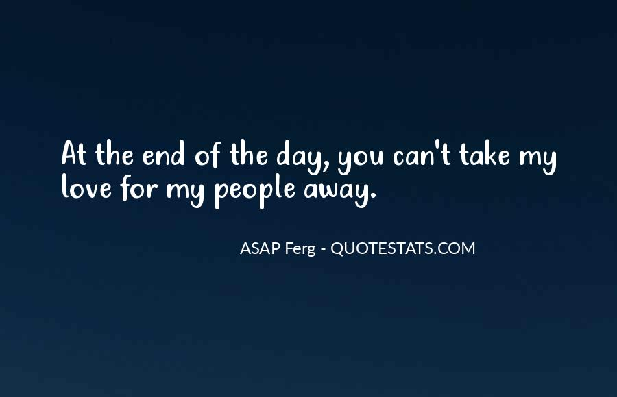 Best Asap Ferg Quotes #361014