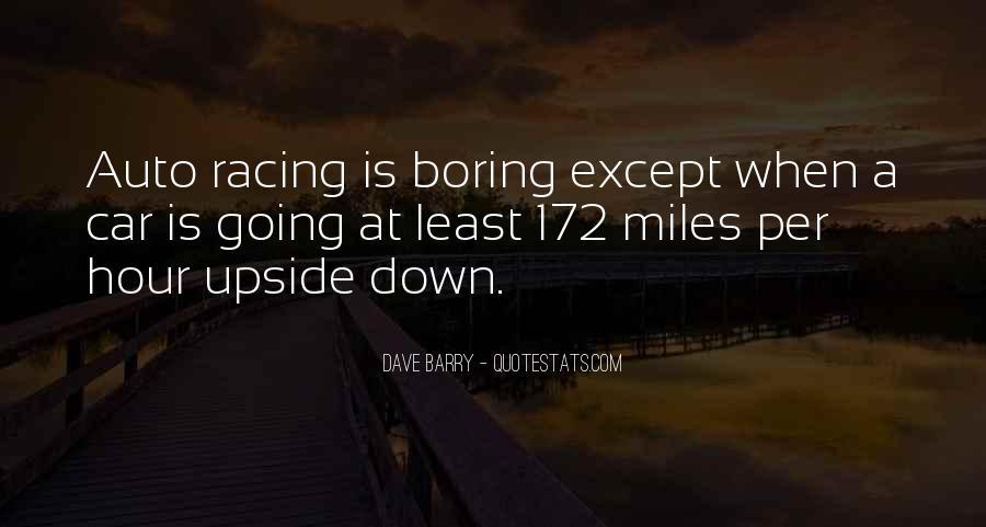 Best Auto Racing Quotes #1112149