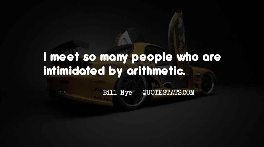 Best Bill Nye Quotes #149225