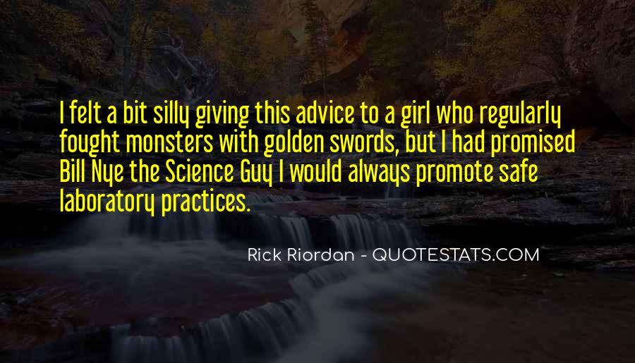 Best Bill Nye Quotes #221758