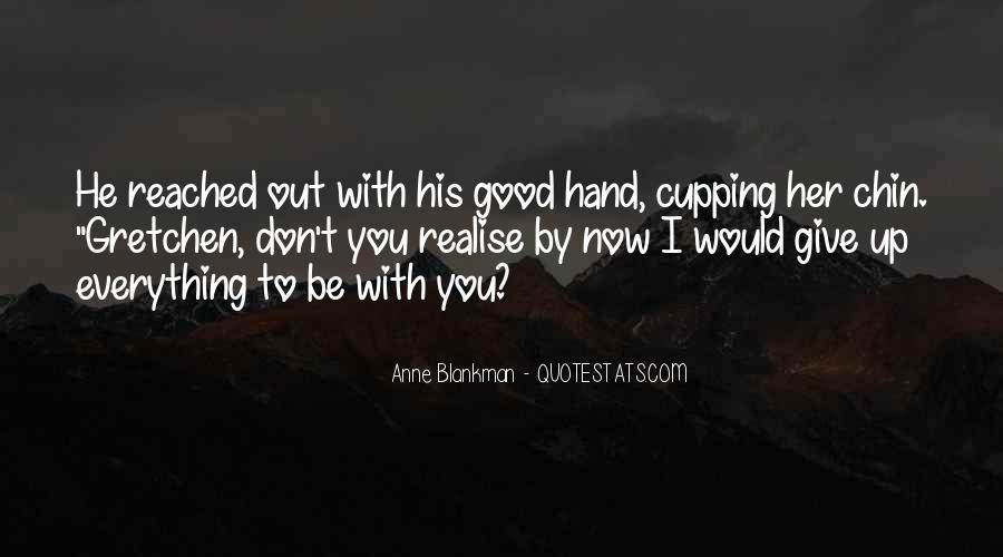 Best Blankman Quotes #931926