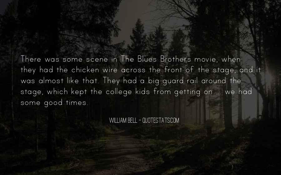 Best Blues Brothers Quotes #1236336