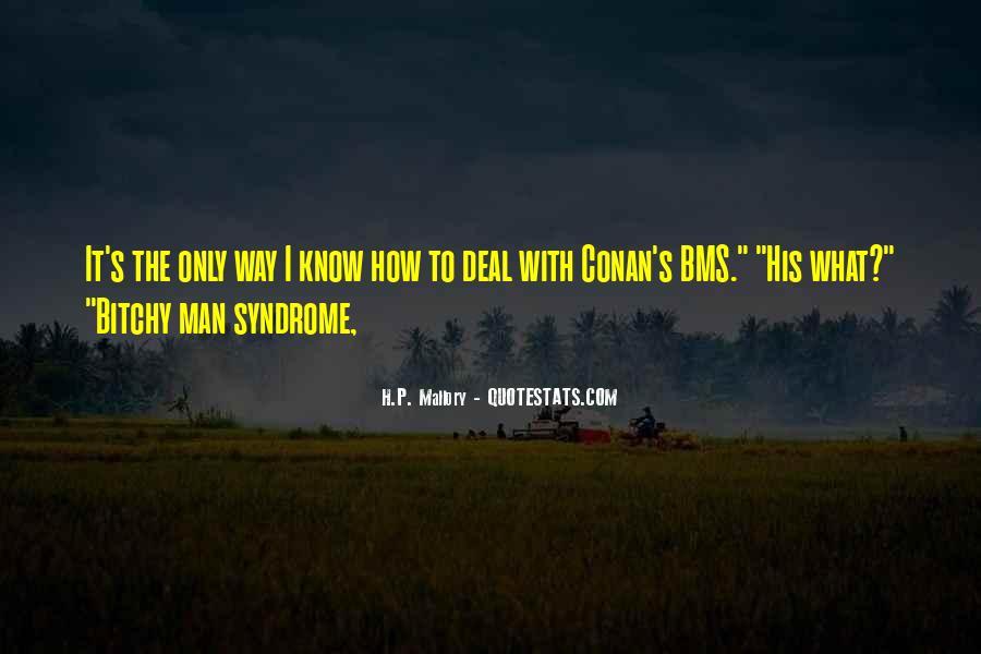 Best Bms Quotes #213113
