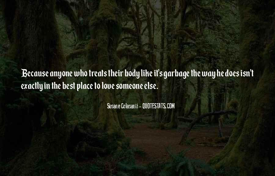 Best Body Love Quotes #1322480