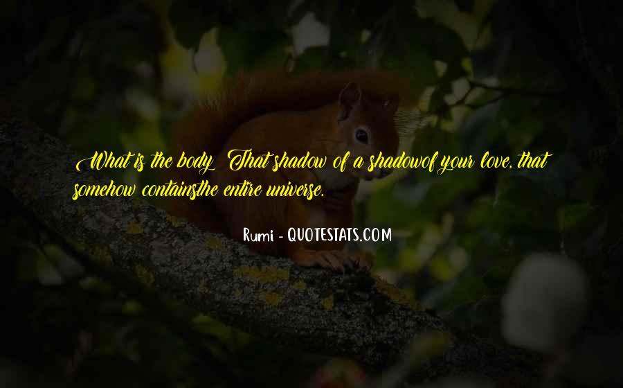 Best Body Love Quotes #33361