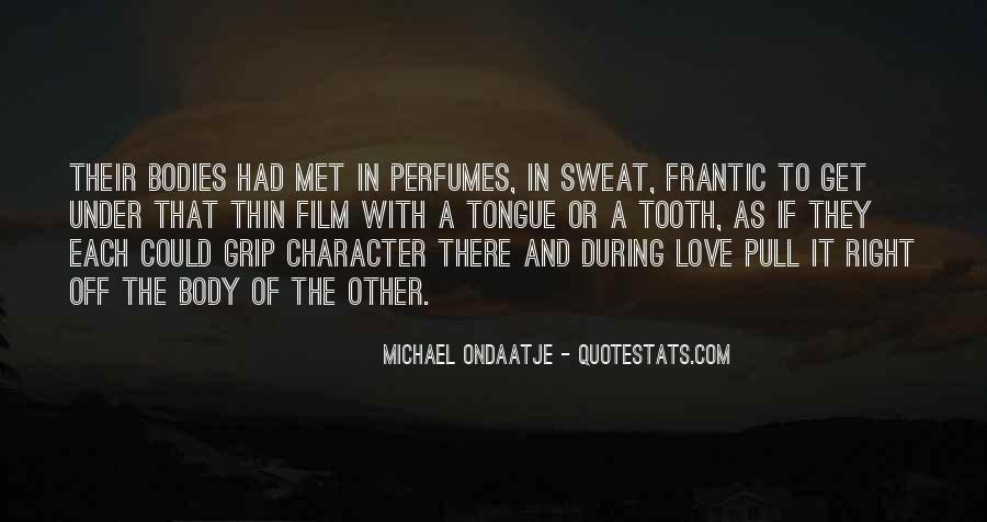 Best Body Love Quotes #37284