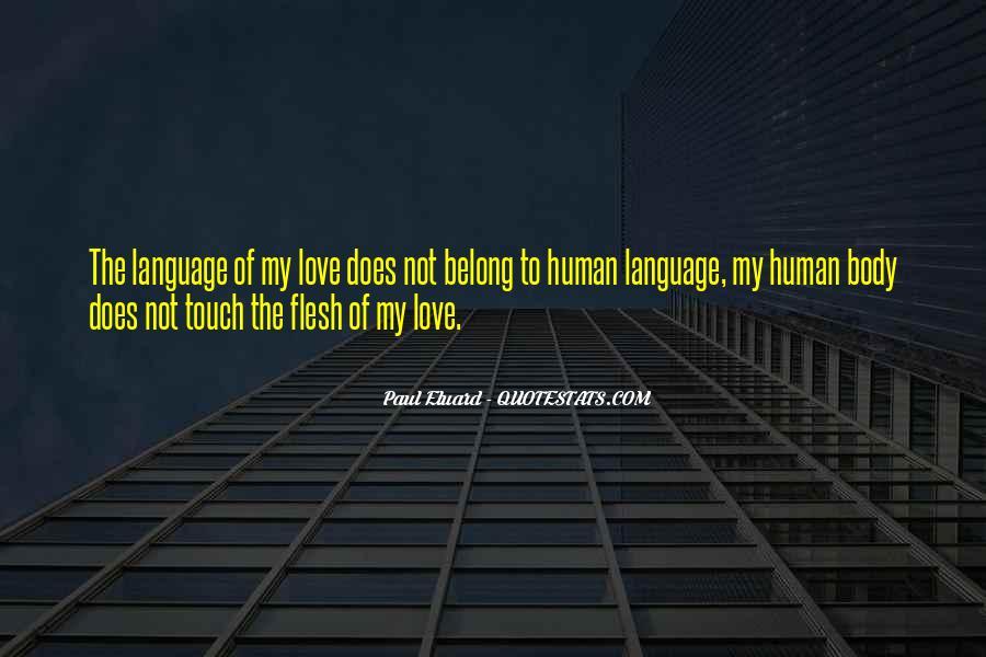 Best Body Love Quotes #45201