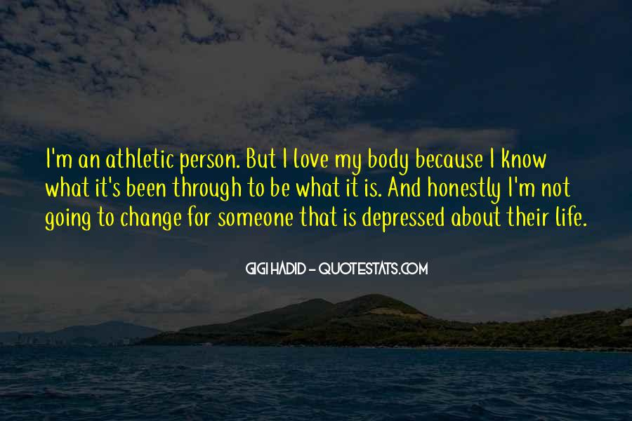 Best Body Love Quotes #60949