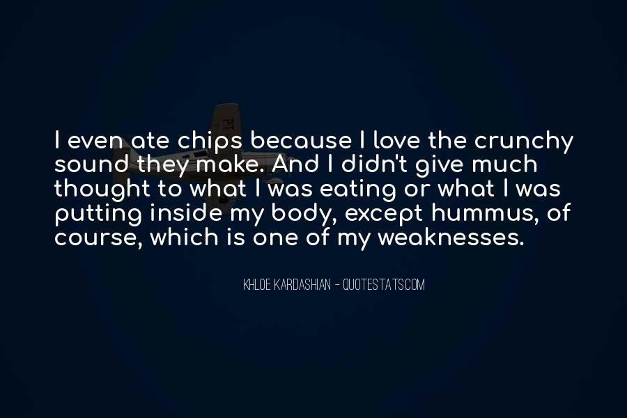 Best Body Love Quotes #76124
