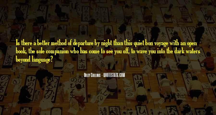 Best Bon Voyage Quotes #1831421
