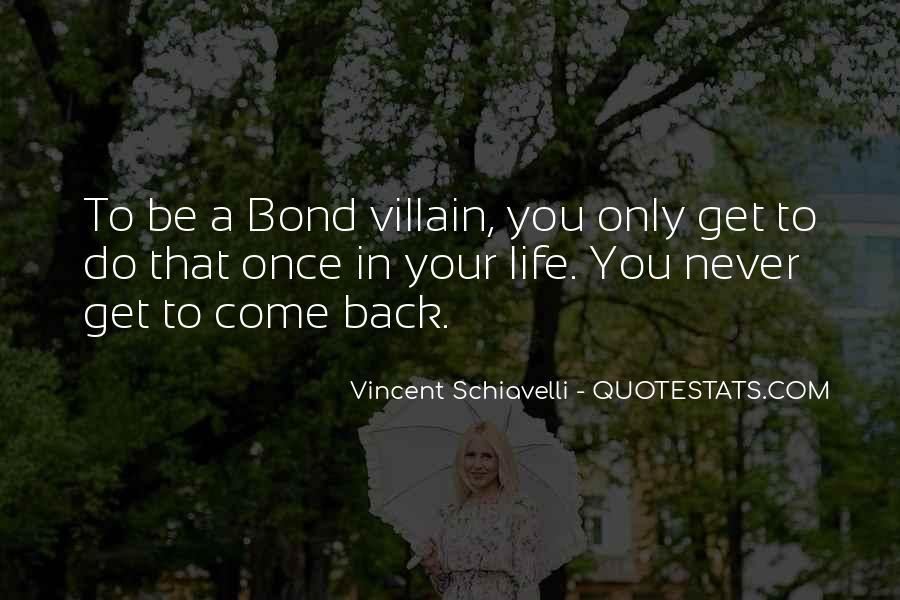 Best Bond Villain Quotes #101377