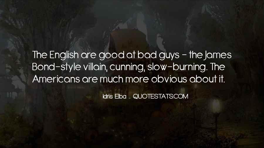 Best Bond Villain Quotes #1738511