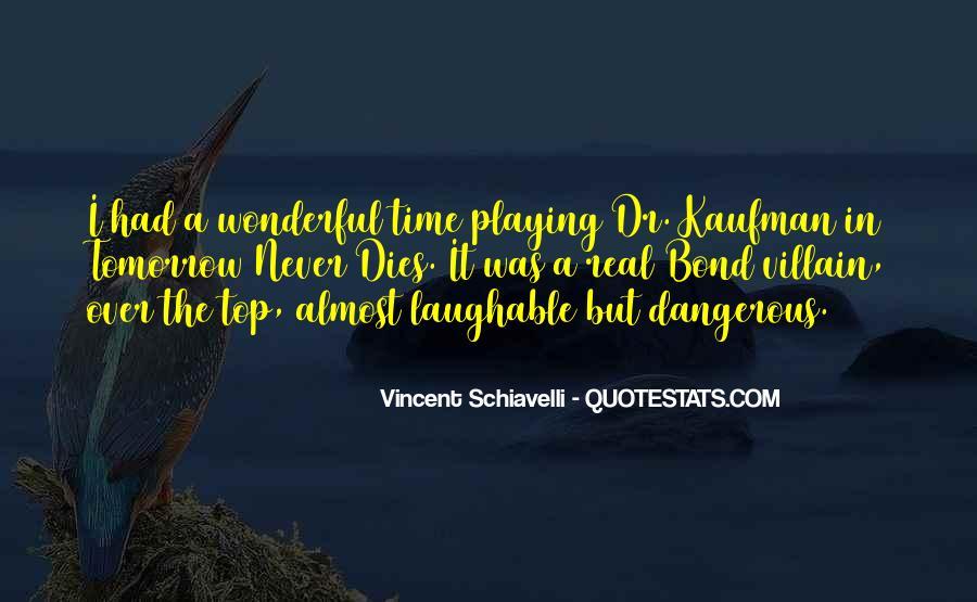 Best Bond Villain Quotes #1743954