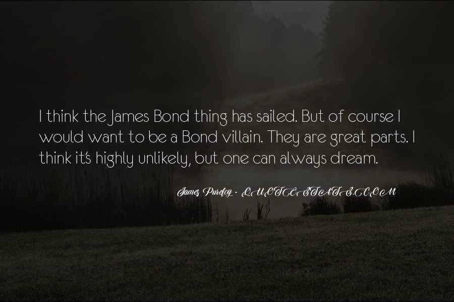 Best Bond Villain Quotes #865885