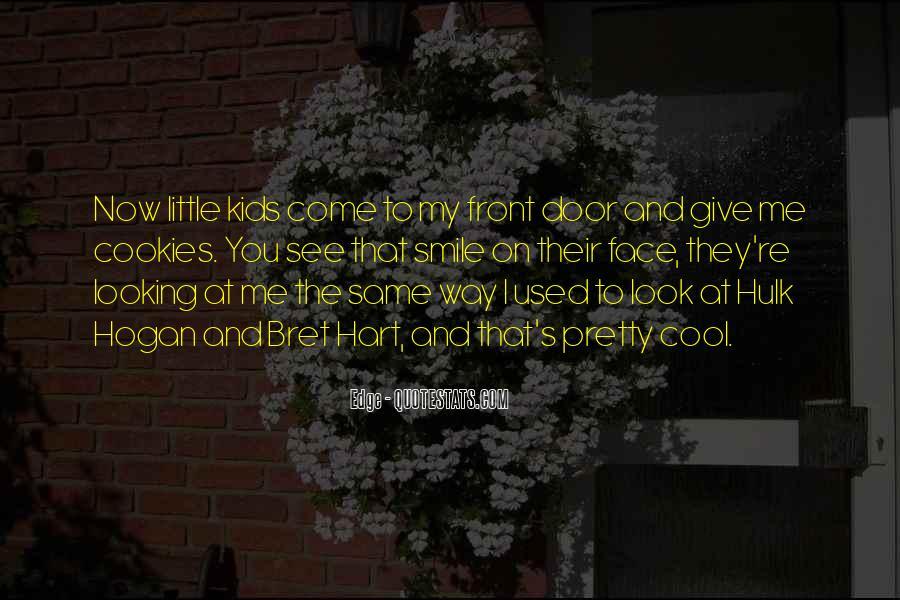 Best Bret Hart Quotes #1562023
