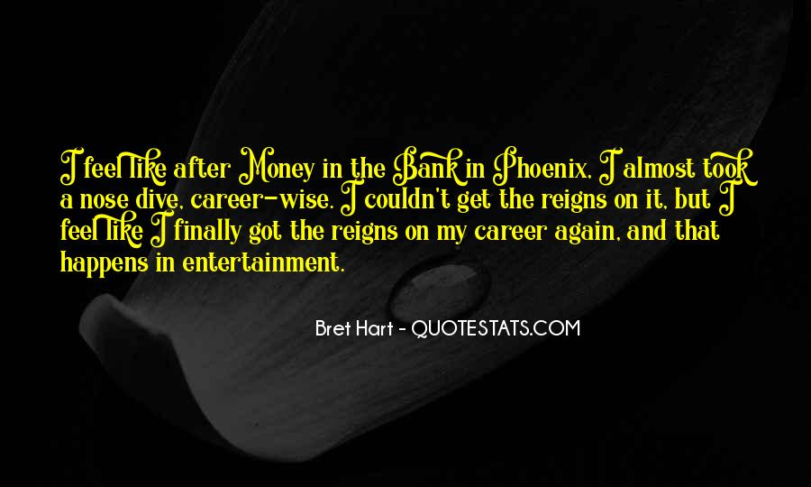 Best Bret Hart Quotes #217491