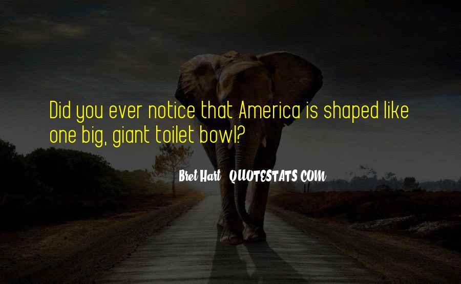 Best Bret Hart Quotes #613113