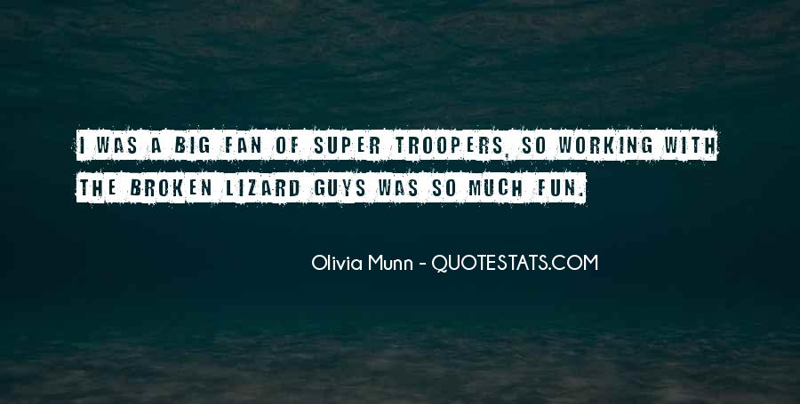 Best Broken Lizard Quotes #1568456