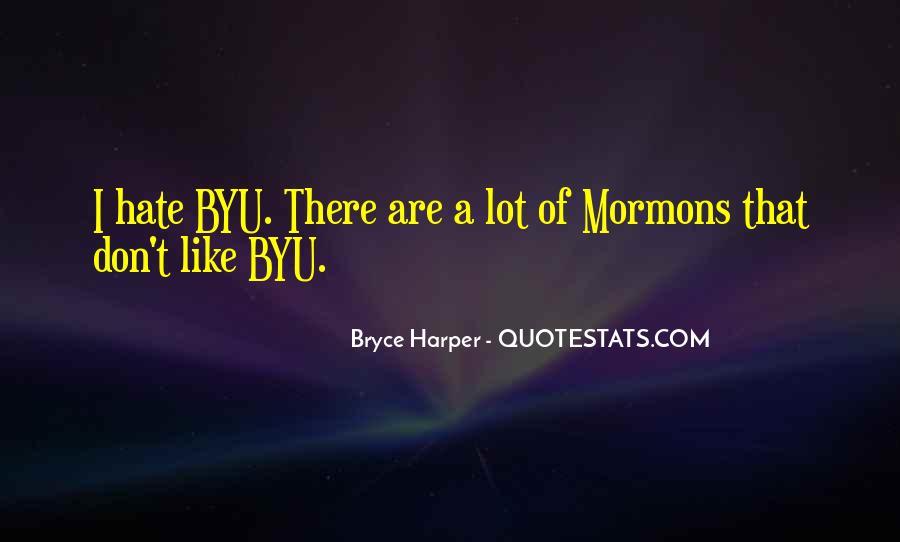Best Bryce Harper Quotes #1334398