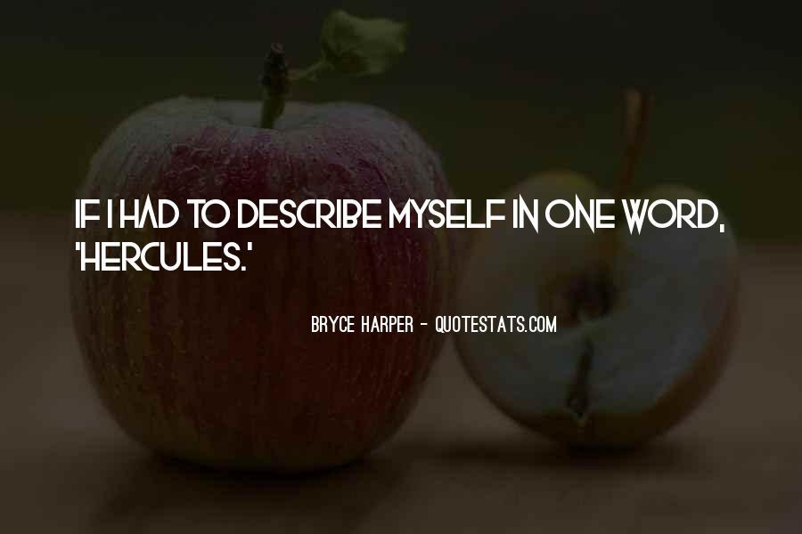 Best Bryce Harper Quotes #1511731