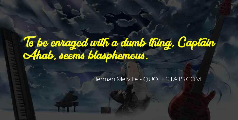 Best Captain Ahab Quotes #1188260
