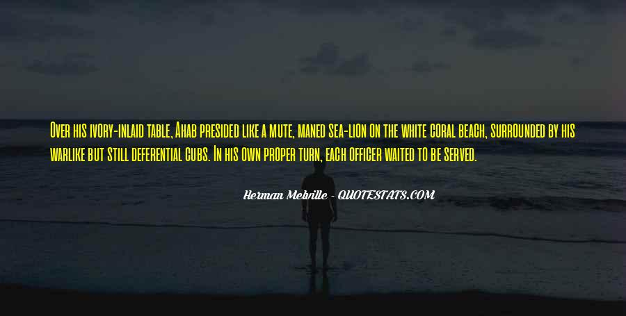 Best Captain Ahab Quotes #1237396
