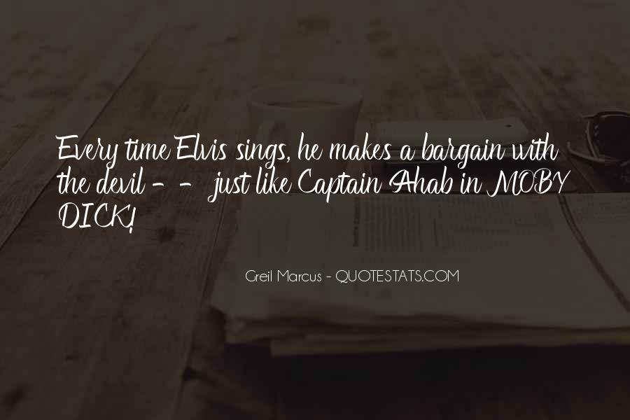 Best Captain Ahab Quotes #353863