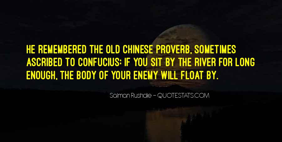 Best Chinese Proverb Quotes #1098563