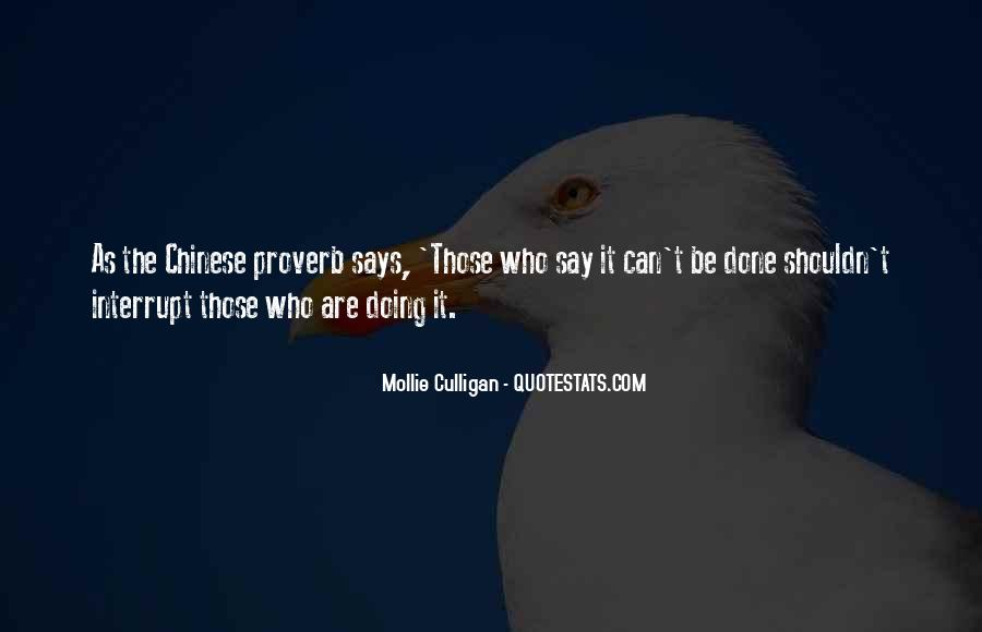 Best Chinese Proverb Quotes #195948