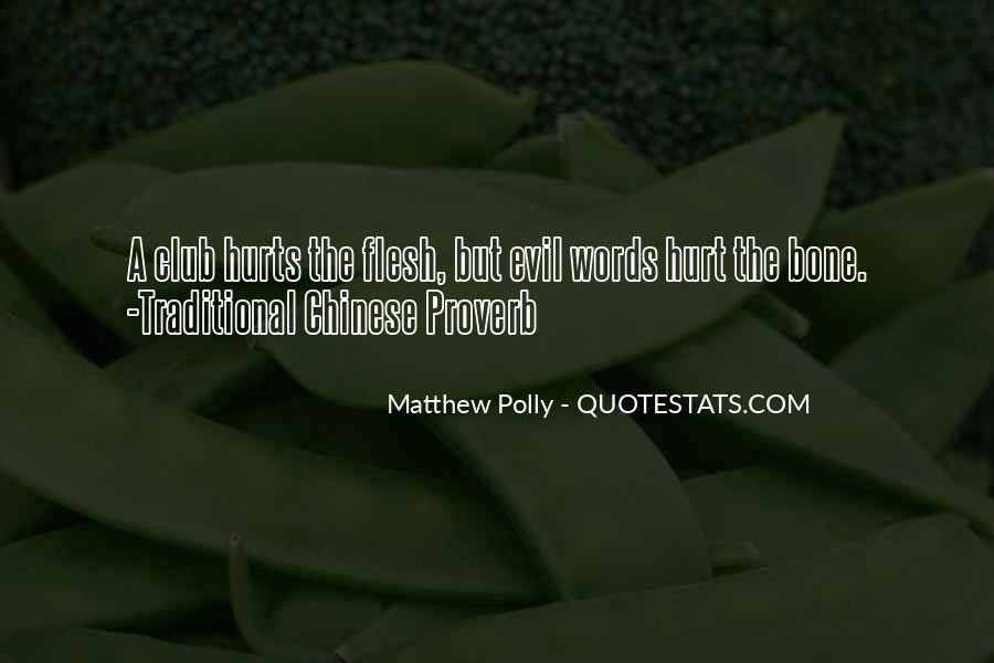 Best Chinese Proverb Quotes #51502
