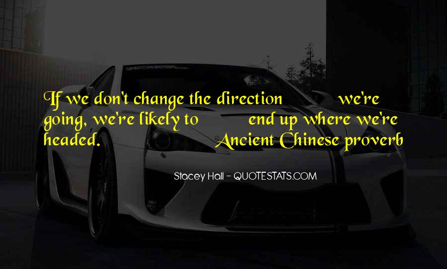 Best Chinese Proverb Quotes #561017