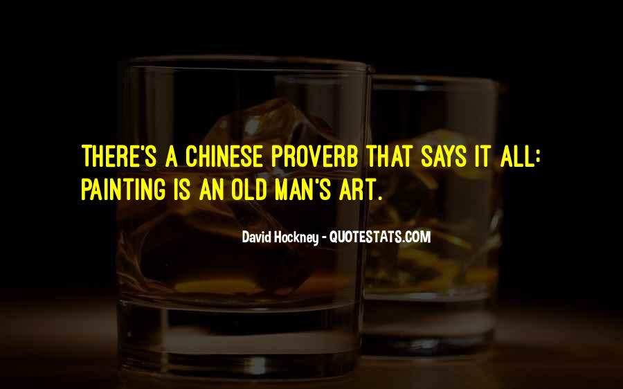 Best Chinese Proverb Quotes #592729