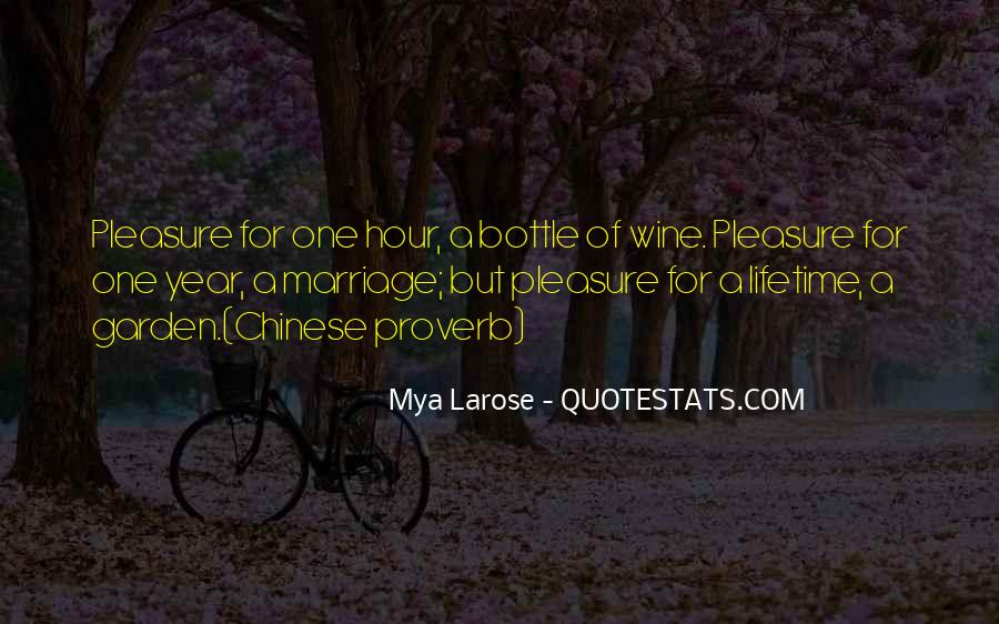 Best Chinese Proverb Quotes #698995