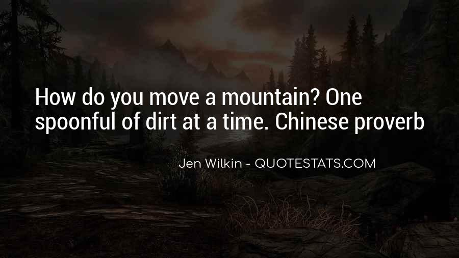 Best Chinese Proverb Quotes #708774