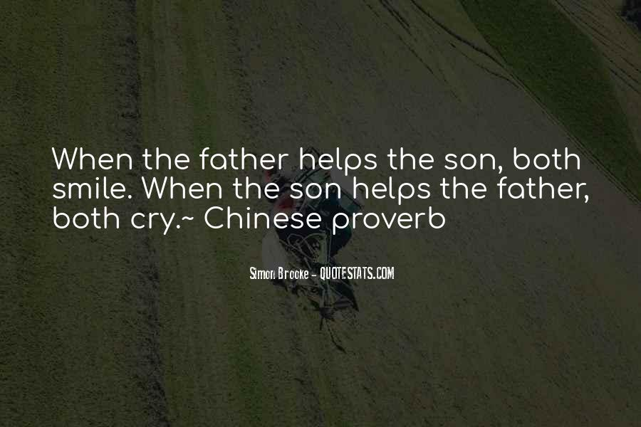 Best Chinese Proverb Quotes #981756