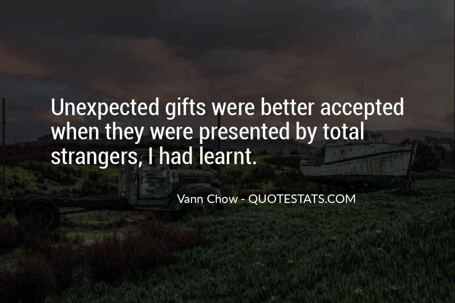 Best Chow Quotes #252580