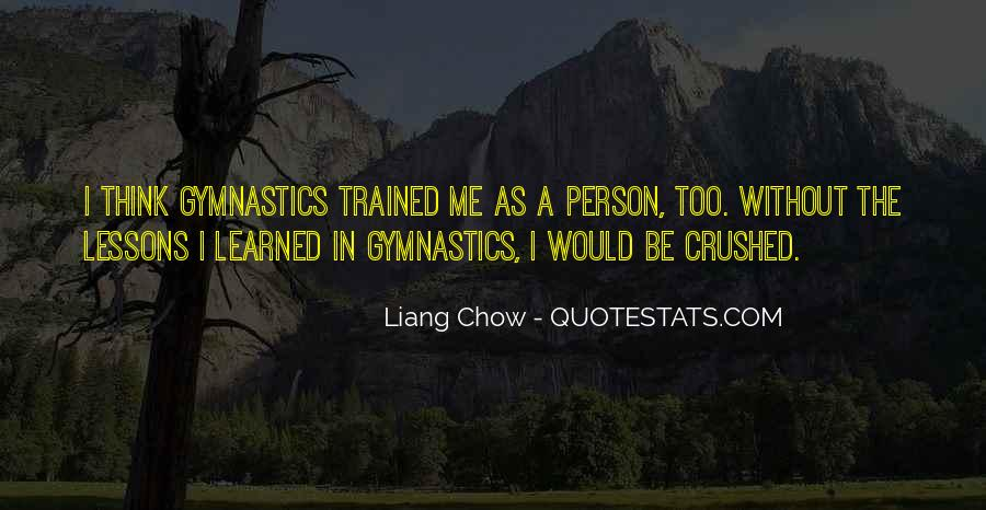 Best Chow Quotes #383683
